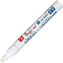 Teranishi chemical permanent marker ink Magic No.700 B-M700-T1 black 10 pieces