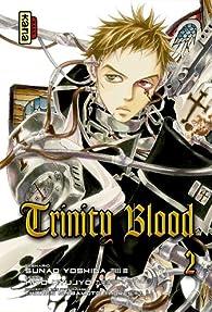 Trinity Blood, Tome 2 par Sunao Yoshida