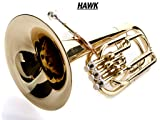 Hawk WD-BT511 Lacquer Baritone Horn with Case and