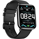 andfive Smart Watch, 1.69'' Touch Screen Fitness Tracker for Men Women, IP68 Waterproof Smartwatch with Heart Rate Monitor an