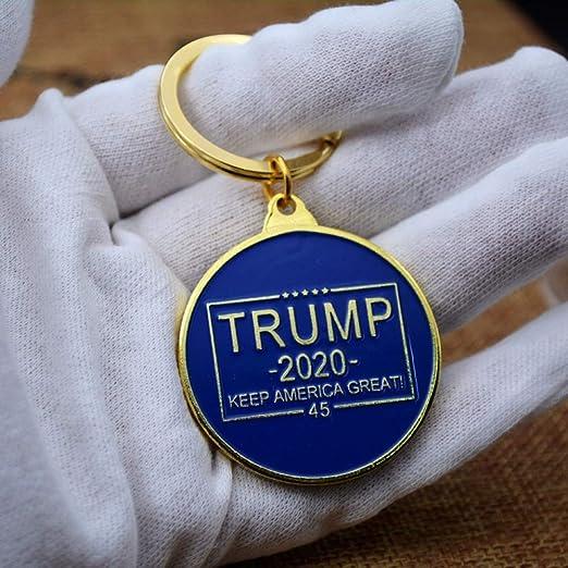 Estados Unidos,Presidente,Trump,Moneda Conmemorativa,Llavero ...
