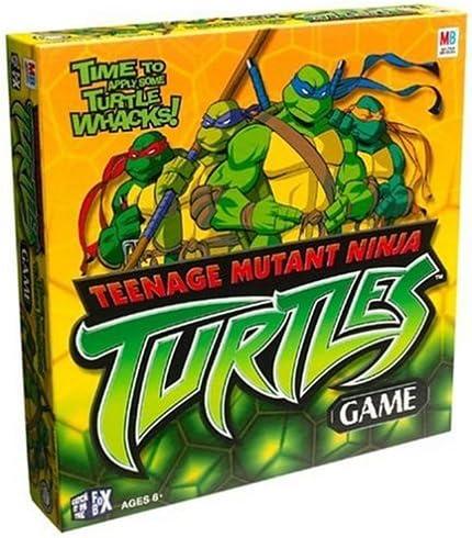 Teenage Mutant Ninja Turtles Board Game
