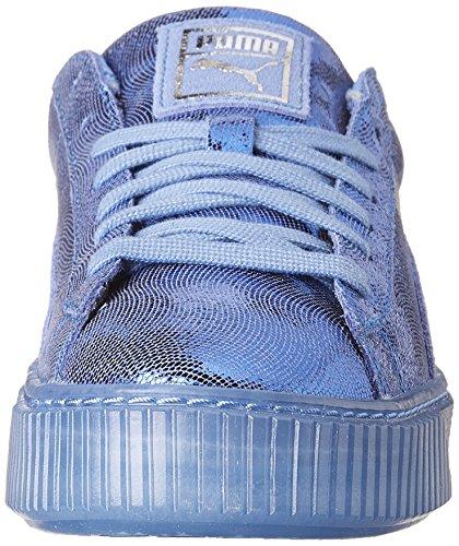 Puma Basket Plateau Wn Blue Baja Donna Platform Pumabasket baja Con Blue Ns Da r7BqIrnY