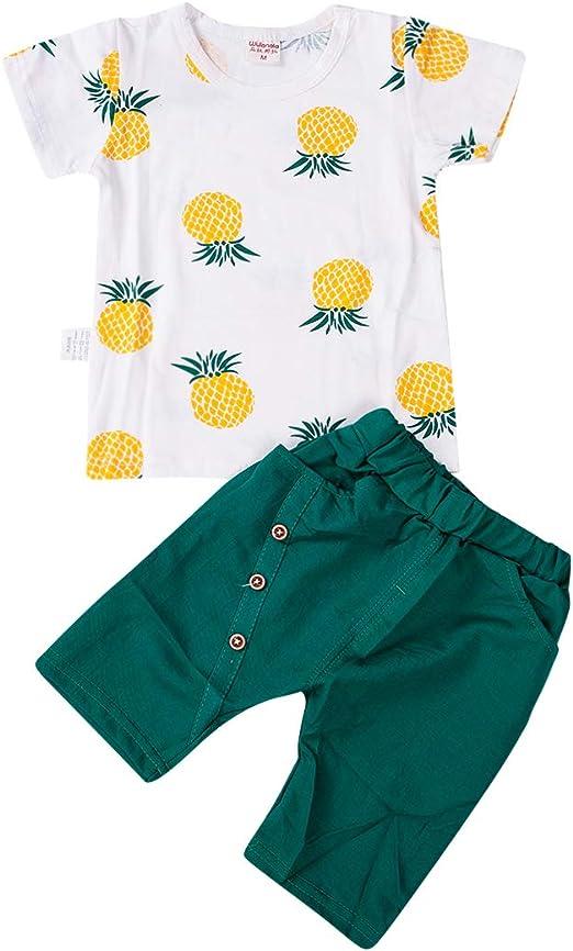 Conjunto de Ropa Personalizada para bebé y niña, Camisa ...