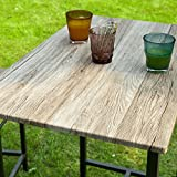 Haotian OGT10-N, 3 Piece Dining Set,Dining Table