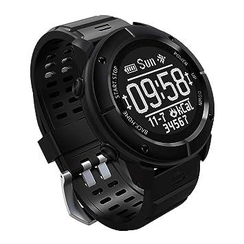 D DOLITY Montre connectée Bracelet de Fitness numérique Sport Montre dactivité Compatible avec Android