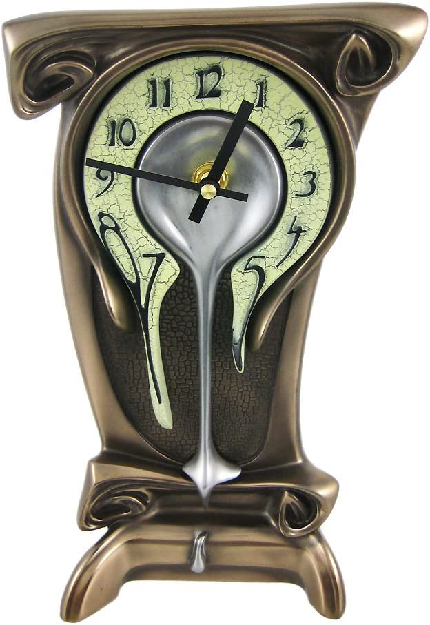A picture of this clock to better elaborate Salvador Dali Clocks