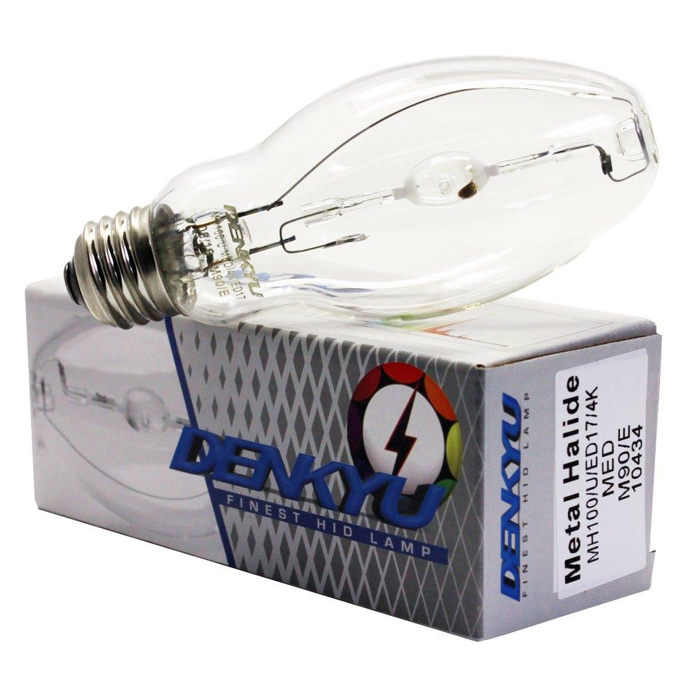 MH100/U/4K/ED17 100W Metal Halide Lamp MED M90/E Bulb (10434)