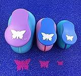 Best Designs With Butterflies - TECH-P Creative Life 3 PCS (1.5
