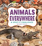 img - for Animals Everywhere: A Spot-It Challenge book / textbook / text book