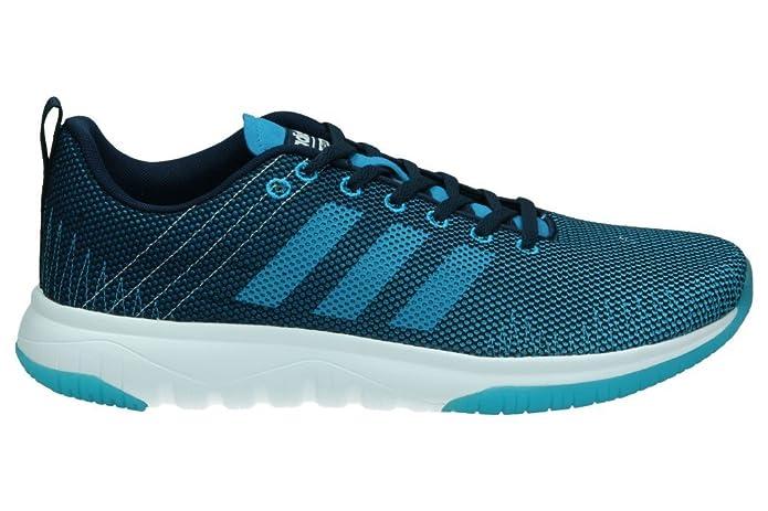 adidas Cloudfoam Super Flex, Chaussures de Gymnastique Homme, Bleu (Maruni/Azusol/Ftwbla 000), 40 EU