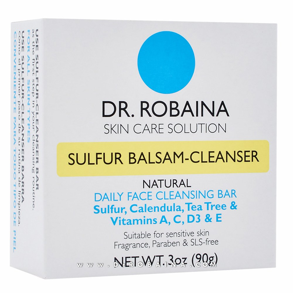 SULFUR BALSAM Cleanser