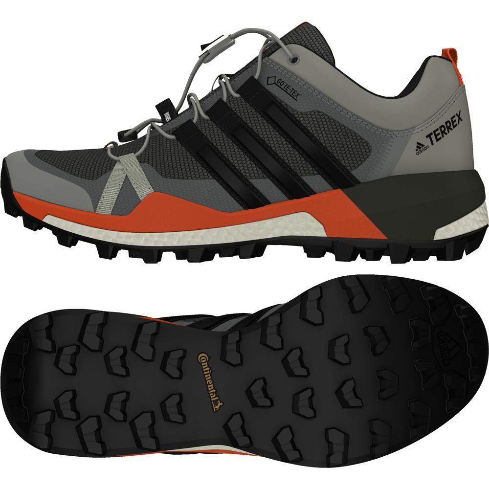 gris (Gridos Negbas Naalre 000) 38 EU adidas Terrex Skychaser GTX W, Chaussures de Randonnée Basses Femme