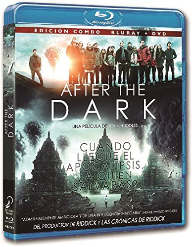 Amazon.com: AFTER THE DARK - Spanish import - Blu-Ray / DVD combo - Region 2 - Region B - PAL format: Movies & TV