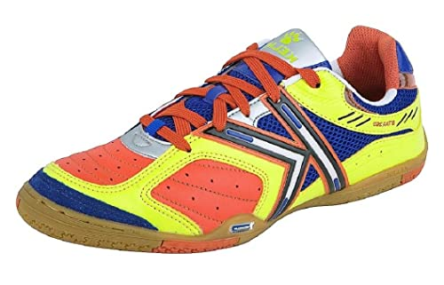 766c3a981 Kelme Michelin Star 360 Indoor Soccer Shoes 10.5 D(M) US Tropical Tropical  660  Amazon.ca  Shoes   Handbags
