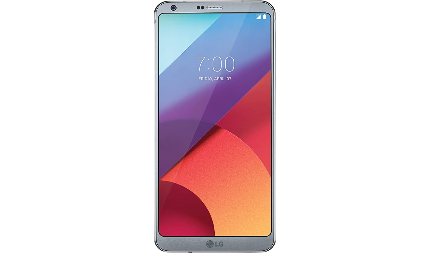LG G6 H872 32GB T-Mobile Unlocked Android Phone w/Dual 13MP Camera - Ice Platinum