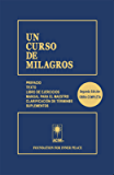 UN CURSO DE MILAGROS (Spanish Edition)