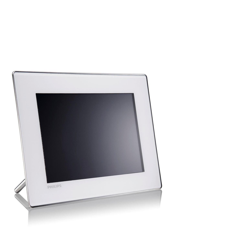Philips SPF5208 Digitaler Bilderrahmen 8 Zoll: Amazon.de: Kamera
