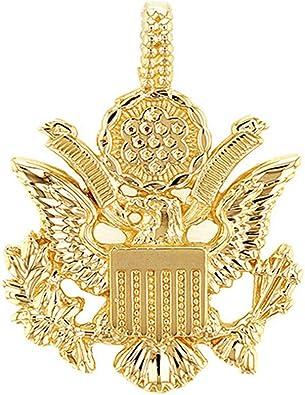 14k Yellow Gold Seal Pendant