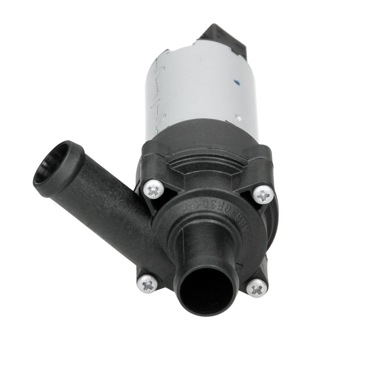 ECD Germany ZWP006 Zusatzwasserpumpe f/ür Heizung Wasserumw/älzpumpe Wasserpumpe Standheizung elektrisch