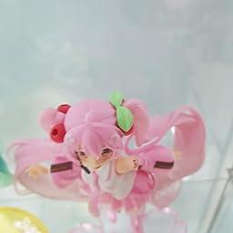 Amazon 桜ミク フィギュア 描き下ろしイラストver フィギュア ドール 通販