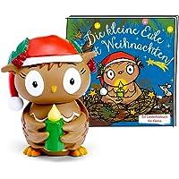 tonies Hörfigur Eule für die Toniebox: Die kleine Eule feiert Weihnachten