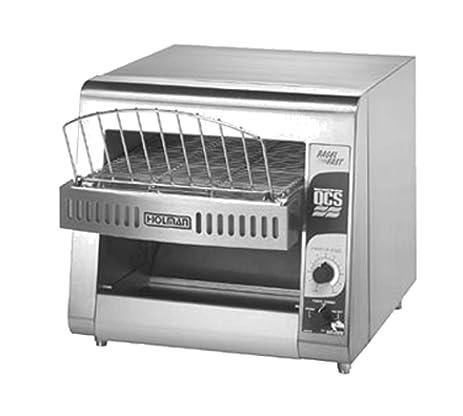 Amazon Star QCS1 500B Holman QCS Bagel Conveyor Toaster