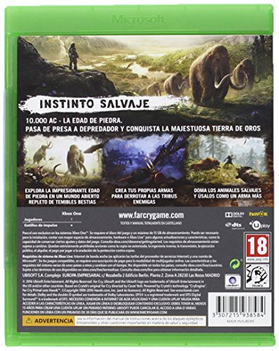 61Y4VpWZCmL - Far-Cry-Primal-Xbox-One-Standard-Edition