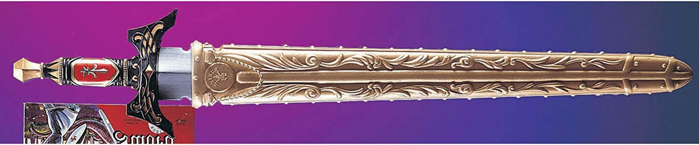 Rubie's - Espada de caballero o rey medieval, accesorio disfraz (Rubie's 376)