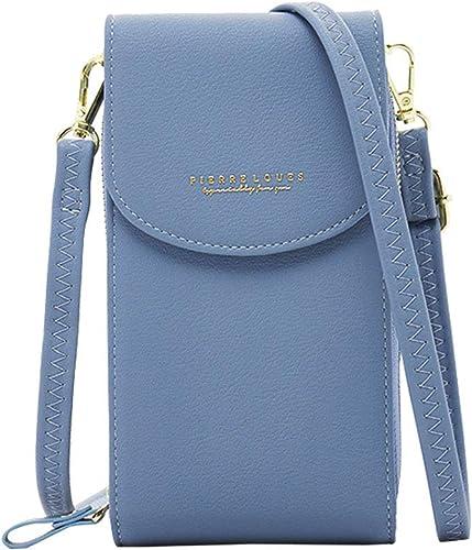 Ladies Handbag Cell Phone Purse Aeeque Women Wallets Clutch Crossbody Bag