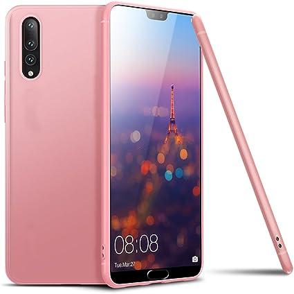 Huawei P20 Pro Funda, FoneExpert® Acabado Mate Carcasa Cover Case ...