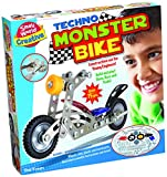 Small World Toys Créatif - Techno Monsters Vélo Métal Kit De Construction