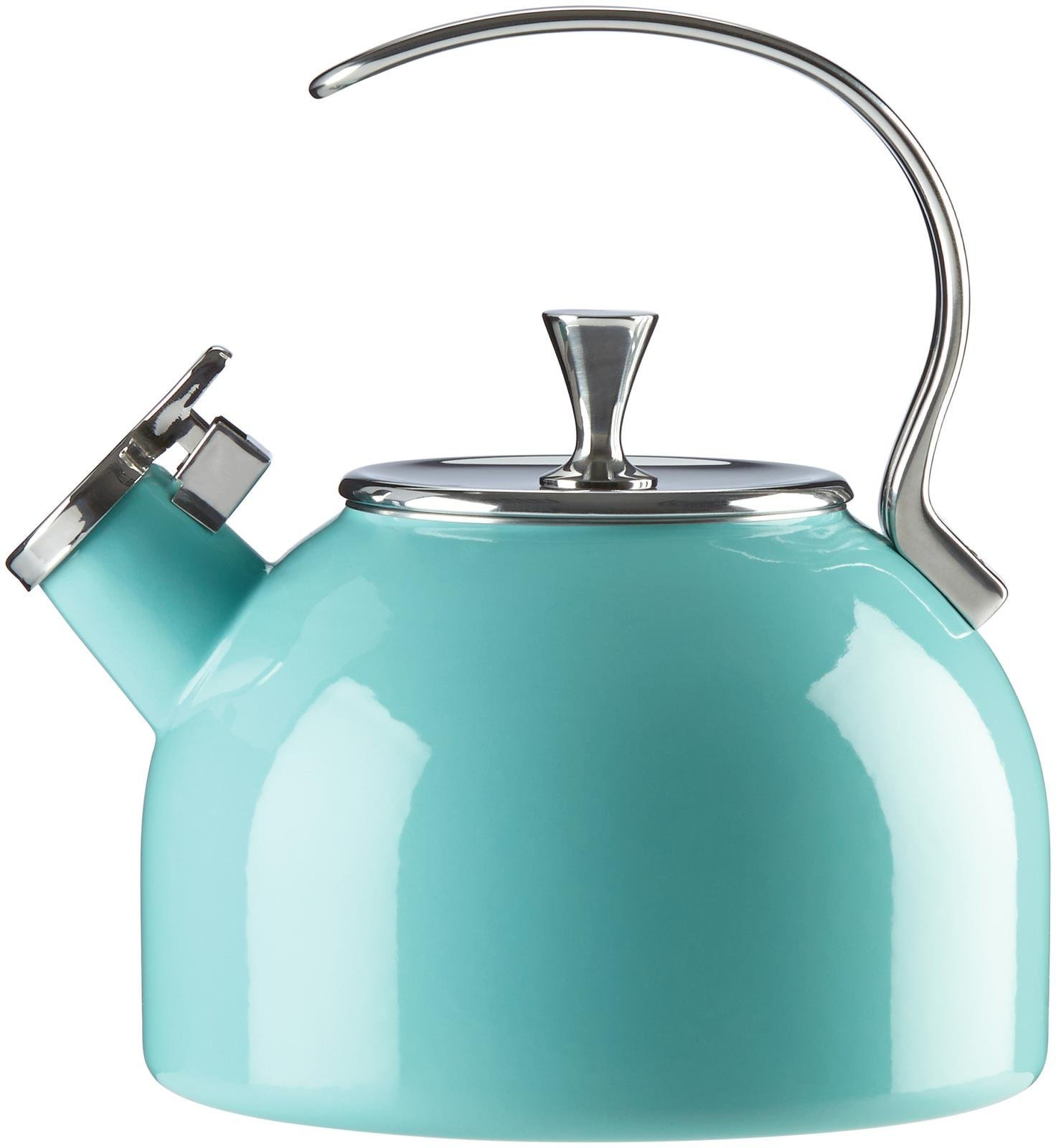 Kate Spade New York 857005 Turo Tea Kettle, Turquoise by Kate Spade New York