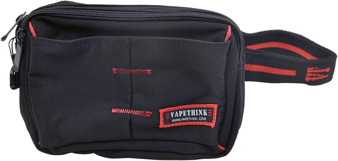 Vapethink Multi-bolsillo Vape Case (L), Bolsa de Almacenamiento Portátil Para Juegos de Herramientas de Bobina, Impermeable: Amazon.es: Bricolaje y herramientas