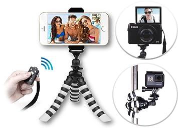 CreatorPod para crear vídeos de YouTube:Kit de trípode 3 en 1 de calidad HD, ...