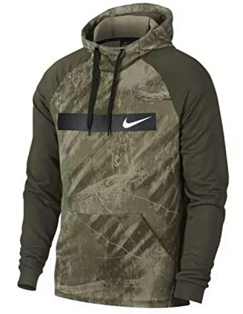 Nike Therma Camo Pullover Men's Training Hoodie.