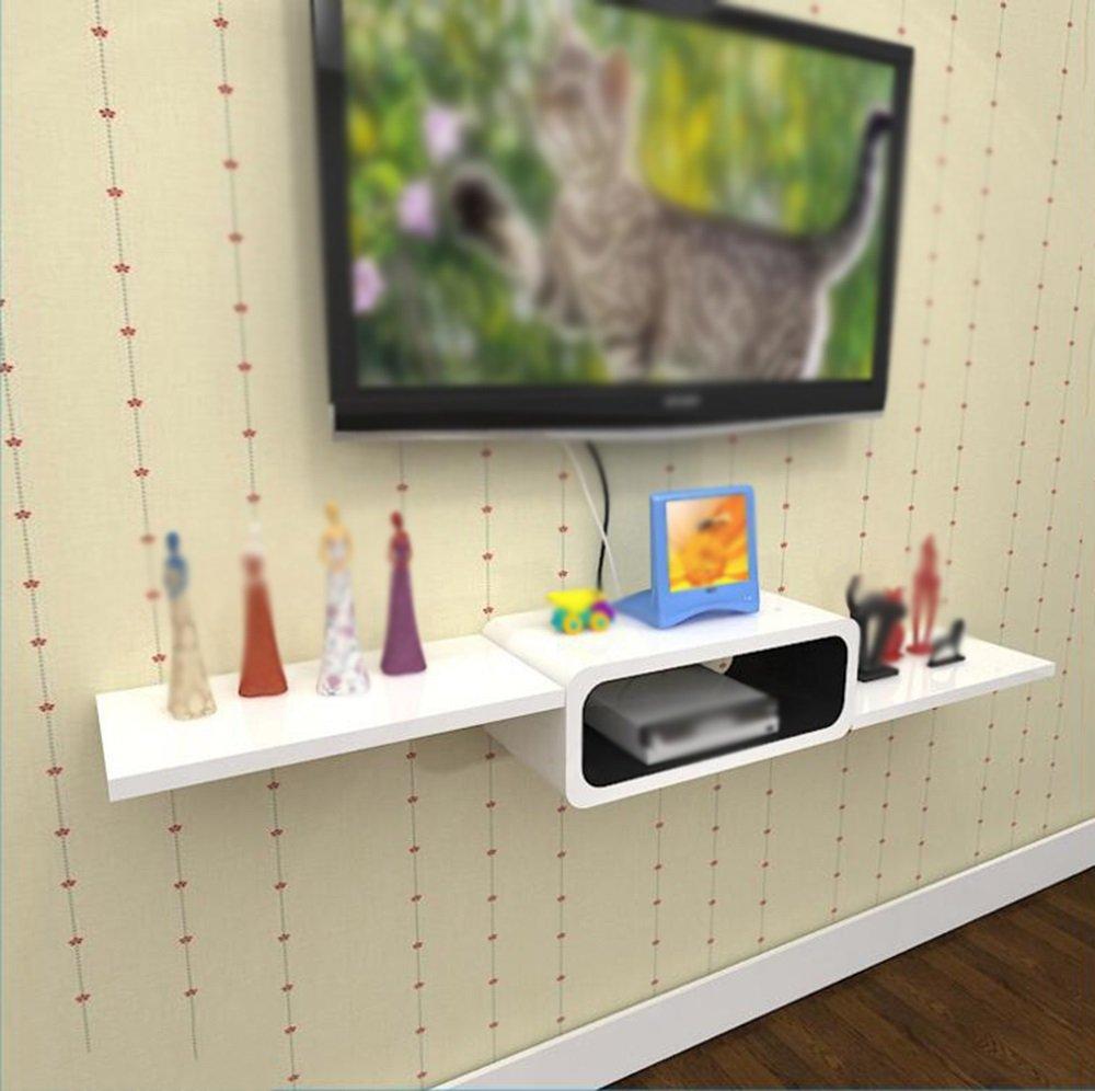 TV wall shelves / wall-mounted wall-mounted shelves / bedroom living room wall-mounted wall-mounted wall-mounted display case wall-mounted storage rack /(1202015cm)