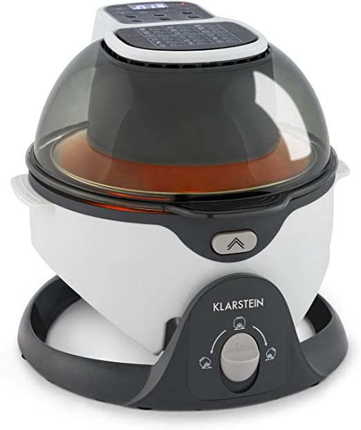 Klarstein VitAir Swing - Freidora de aire Bianco: Amazon.es: Hogar