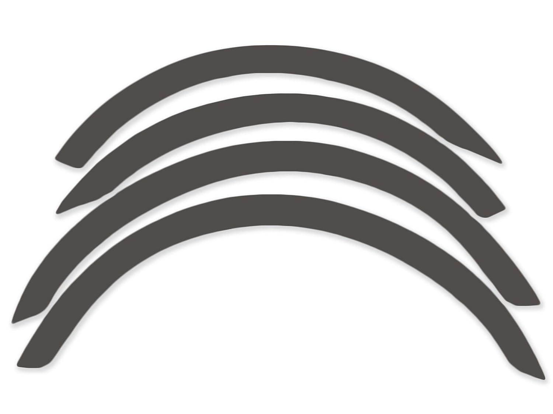 R.S.N. 476 para pintar, rueda arcos, Fender tapacubos extensiones, para óxido: Amazon.es: Coche y moto