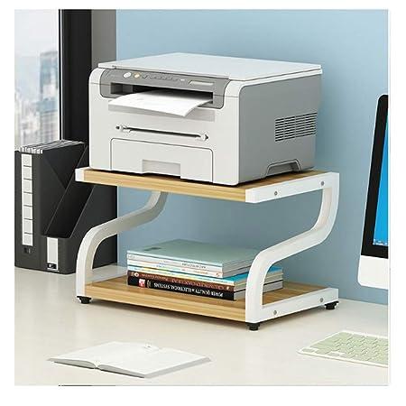 Huanlei Soporte de Impresora Ordenador expreso de múltiples Capas ...