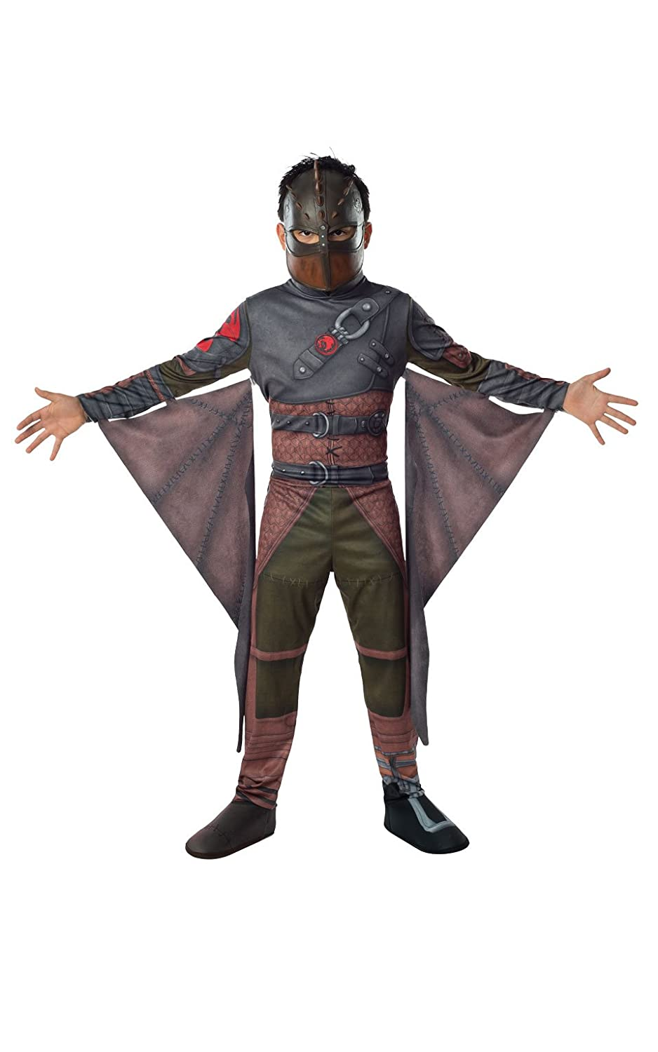 Amazon.com: Rubies How to Train Your Dragon 2 Hiccup Costume, Child Medium: Toys & Games
