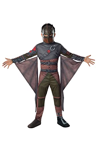 Amazon.com: Rubies How to Train Your Dragon 2 Hiccup Costume ...