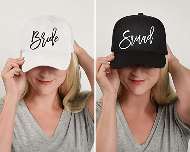 05b57356f76 Amazon.com  Bachelorette Party Trucker Hats
