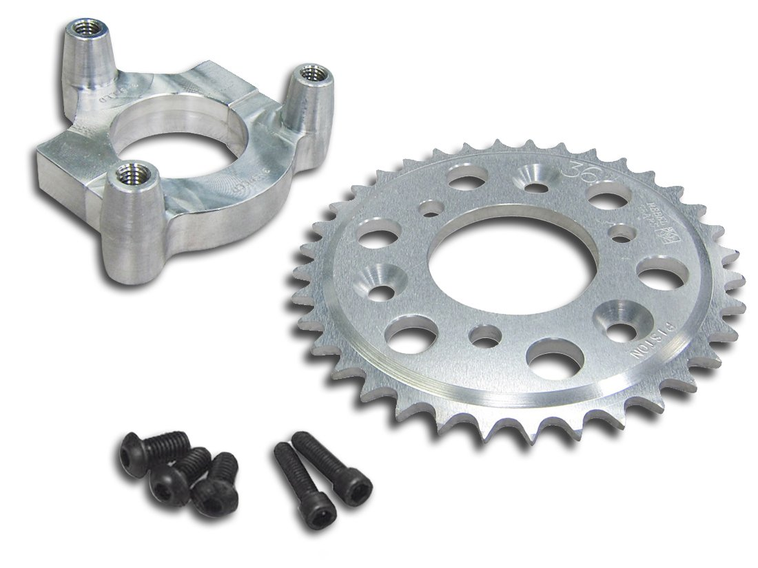 Manic Mechanic Sprocket Adapter Assembly (40 Tooth Sprocket, Modus Adapter (1.180-1.188''))