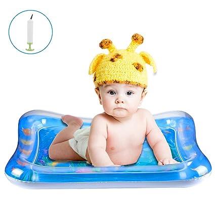 Amazon.com: Tfs - Alfombrilla inflable para bebés y recién ...