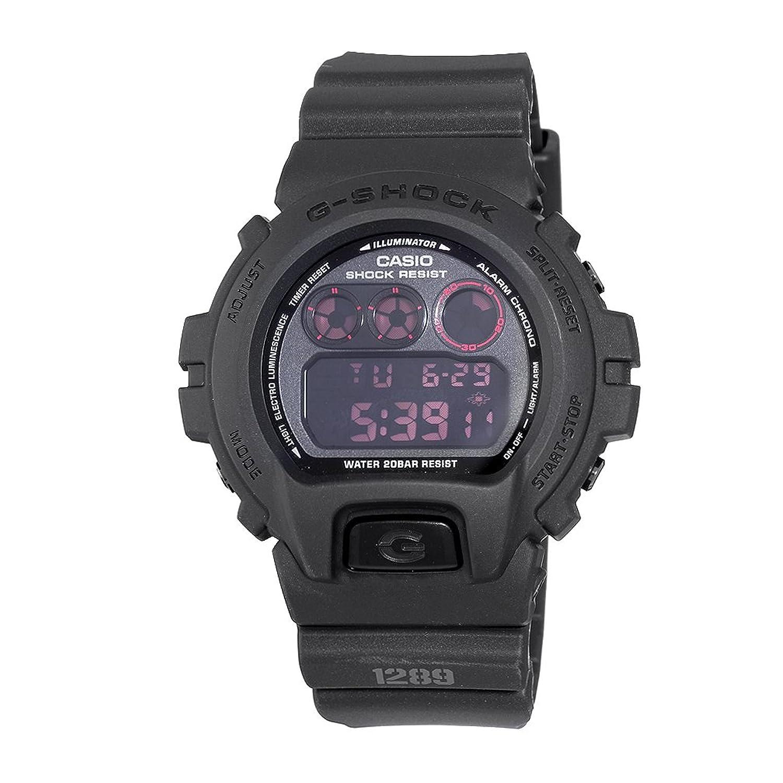 amazon com casio men s g shock military concept black digital amazon com casio men s g shock military concept black digital watch dw6900ms 1cr casio g shock watches