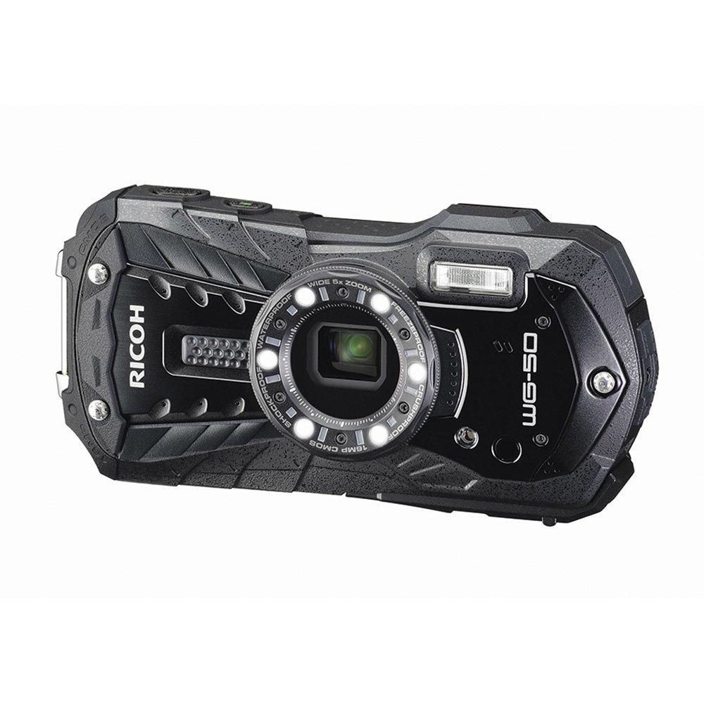 防水デジタルカメラ RICOH WG-50