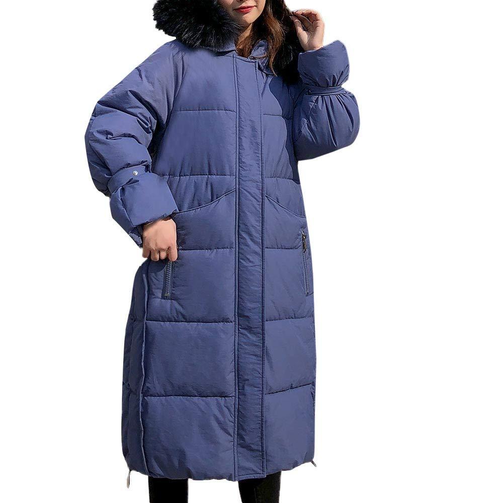 COTTONI-Coat Jackets Women Winter,Jackets for Baby Girls 6-9 Months,Sequin Jackets for Women,Jackets for Women,Sweater for Women,Blue,XL