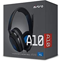Astro A10 Headset Wired (PS4) - Black