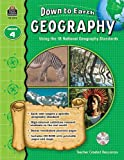 Down to Earth Geography, Grade 4, Ruth Foster, 1420692747
